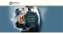 Preview of affiliatenetzwerk.ch